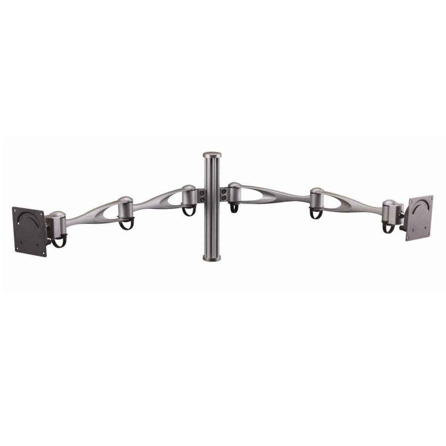 Dual Monitor Mount Cotytech Lcd Mount Monitor Arm