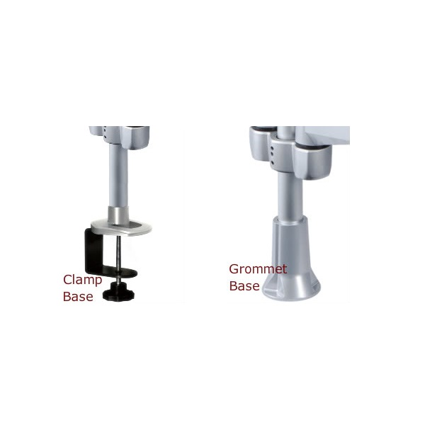 Multiple Monitor Stand LCD Mount Quick Release Monitor Arm