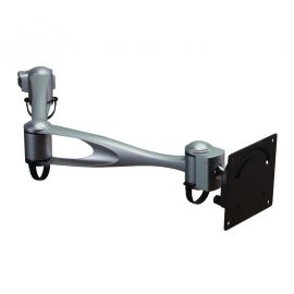 "21""-long Dual Arm For Monitor Mounts Horizontal"