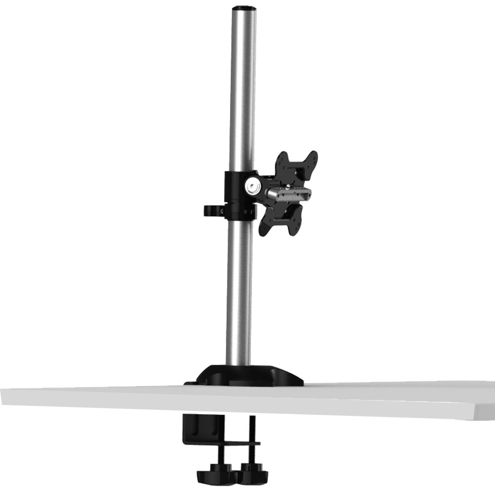 Apple Monitor Mount For Desk Low Profile W Quick Release