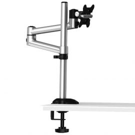 Apple Monitor Mount for Desk w/ Quick Release Dual Arm