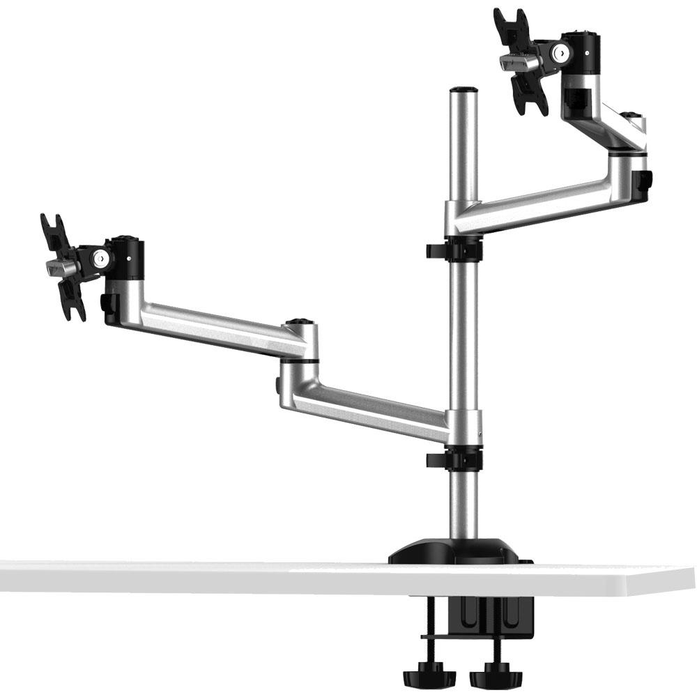 Dual Monitor Desk Mount For Apple Bl Ap19