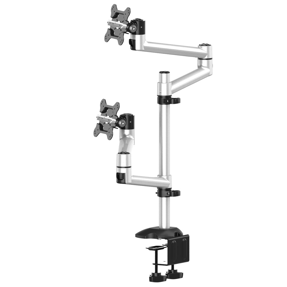 Dual Monitor Desk Mount For Apple Bl Ap19