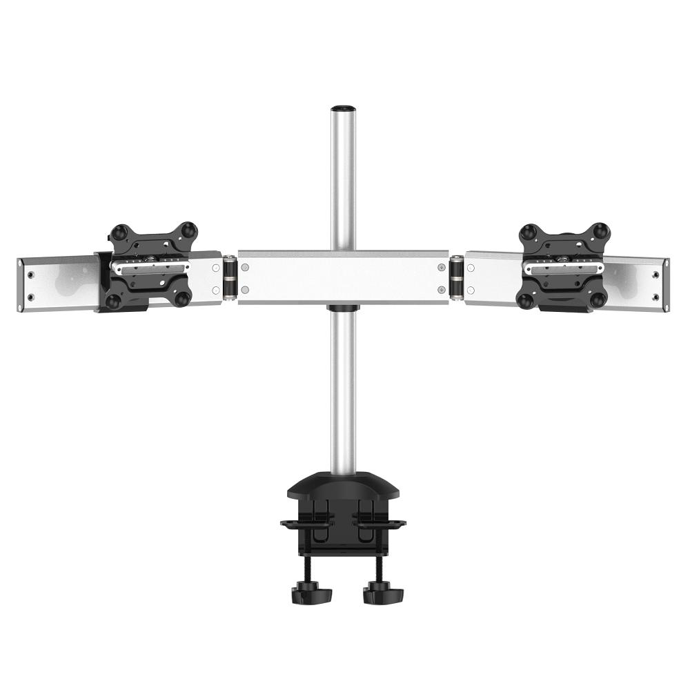 Dual Monitor Desk Mount for Apple w 2in1 Base BLAP28