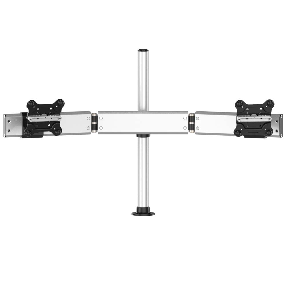 Dual Track Rail Mount for Apple Display Low Profile Quick Release