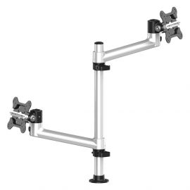 Dual Track Rail Mount for Apple Top Down Quick Release Single Arm