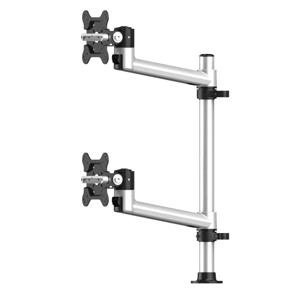 Dual Track Rail Mount For Apple Top Down Quick Release