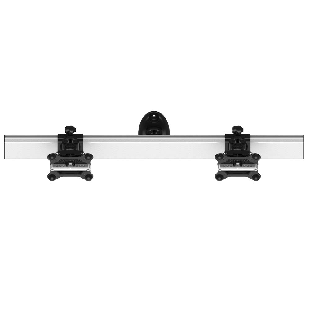 Dual Monitor Wall Mount For Apple Bl Aw44