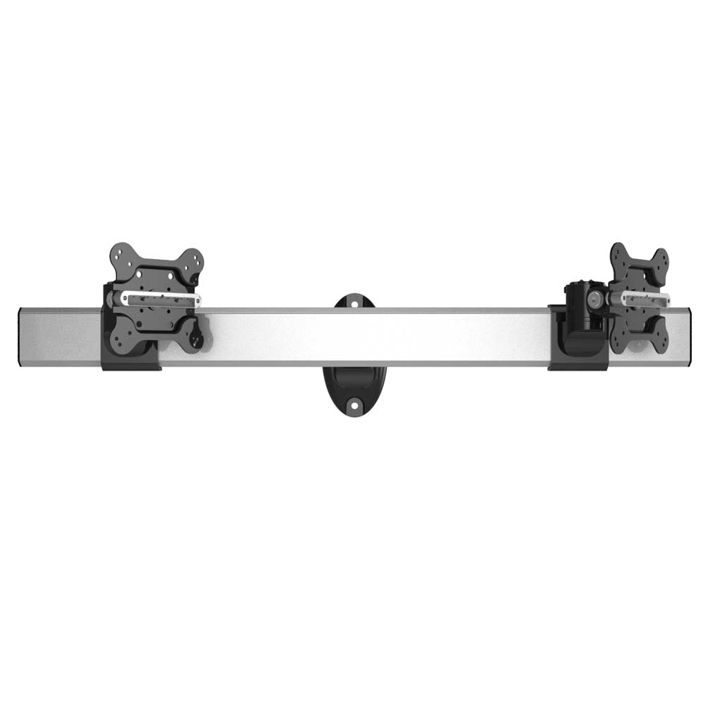 Dual Monitor Wall Mount For Apple Quick Release Low Profile