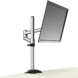 Monitor Stand w/ Quick Release Dual Arm - Expandable