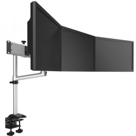 Triple Monitor Desk Mount w/ 2-in-1 Base BL-DM162