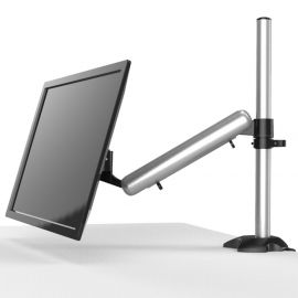 Monitor Stand Height Adjustable w/ Quick Release - Expandable