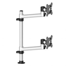 Dual Track Rail Mount Up and Down w/ Quick Release Single Arm