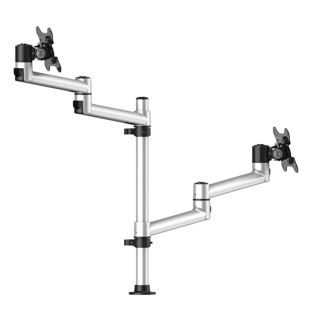 low profile monitor desk mount monitor desk mount apple