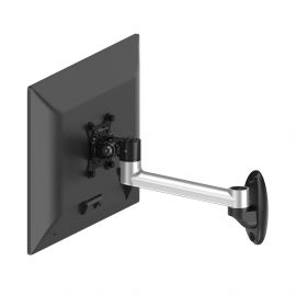 VESA Wall Mount w/ Quick Release Single Arm