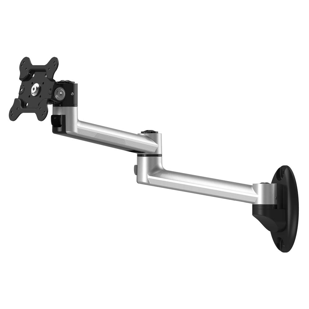 Vesa Wall Mount W Quick Release Dual Arm