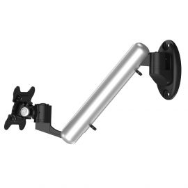 VESA Wall Mount Height Adjustable w/ Spring Arm & Quick Release