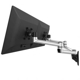 Dual VESA Wall Mount w/ Quick Release Dual Arm
