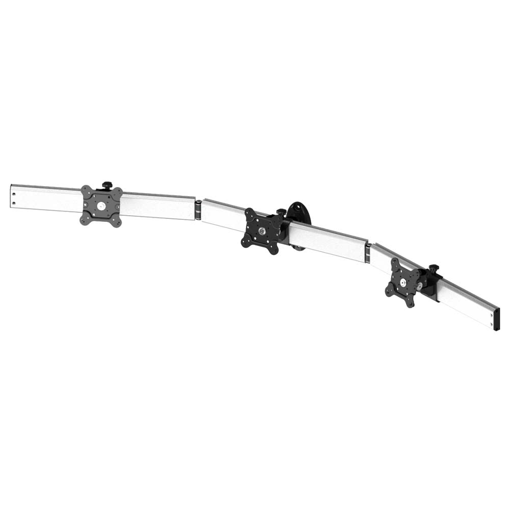 3 Monitor Wall Mount Bl W213