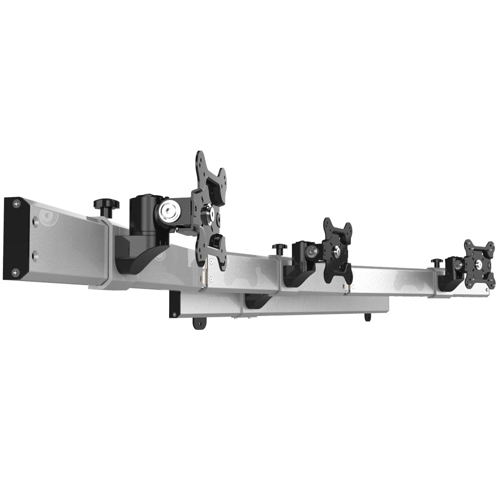 Triple Monitor Wall Mount Bl W244