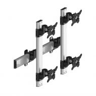 VESA Wall Mount for 4 Monitors 2x2 BL-W247