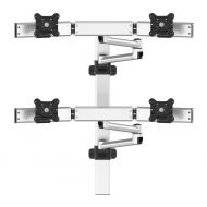 VESA Wall Mount for 4 Monitors 2x2 BL-W269