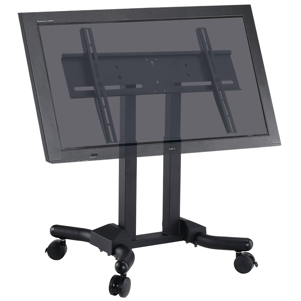 Audio Visual Carts Av Carts Flat Screen Cart
