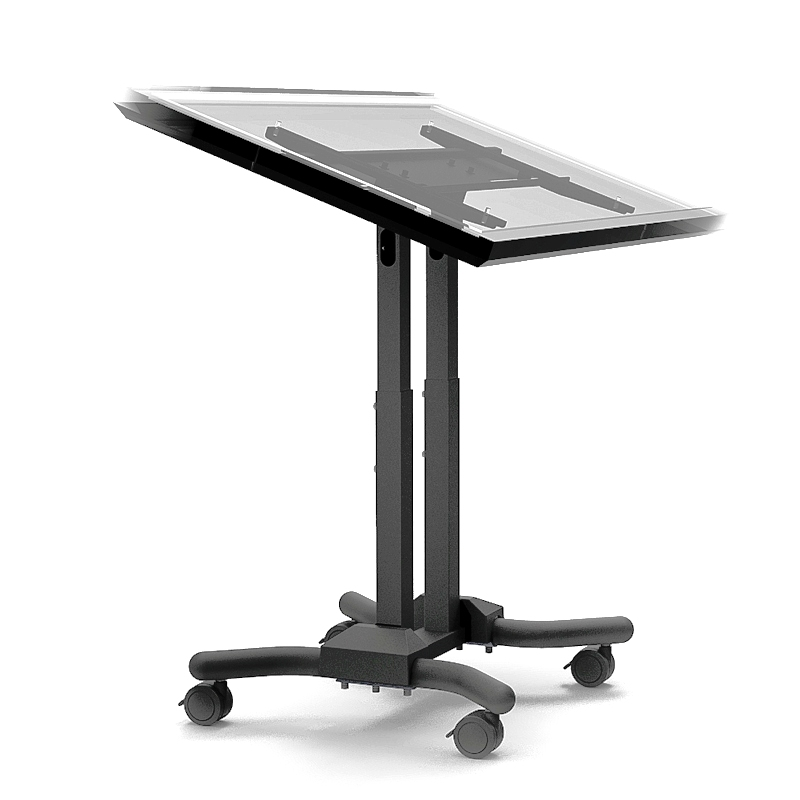 37 to 56u201d touch screen stand mobile u0026 adjustable - Av Cart