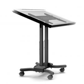 "37 to 56"" Touch Screen Stand - Mobile & Adjustable"