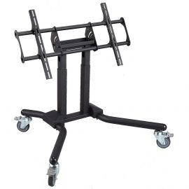 "42 to 100"" Touch Screen Stand - Mobile & Adjustable"