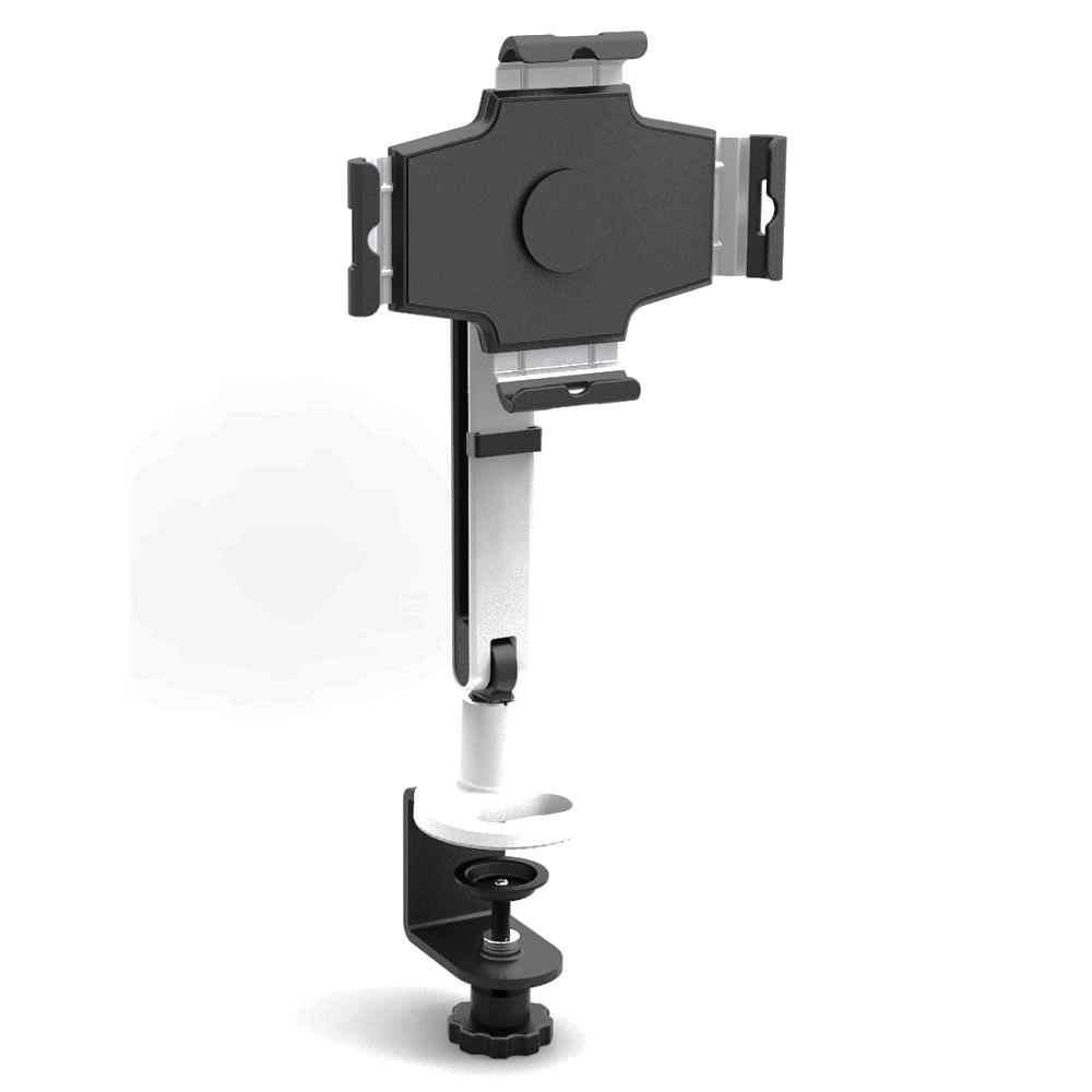Tablet Mount for Desk w/ Single Arm