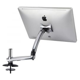 Apple Monitor Mount for Desk - Expandable w/ Spring Arm