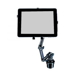 Tablet Mount for Car Cup Holder - Aluminum Alloy DQ-21