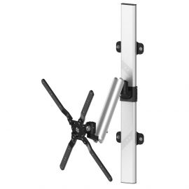Full Motion Rotating TV Wall Mount - Spring Arm w/ Two Orientations