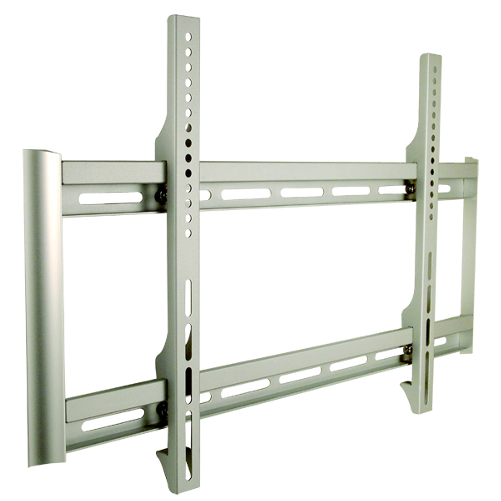 "32 to 71"" TV Wall Mount - Flush to Wall MW-5F2S Silver"