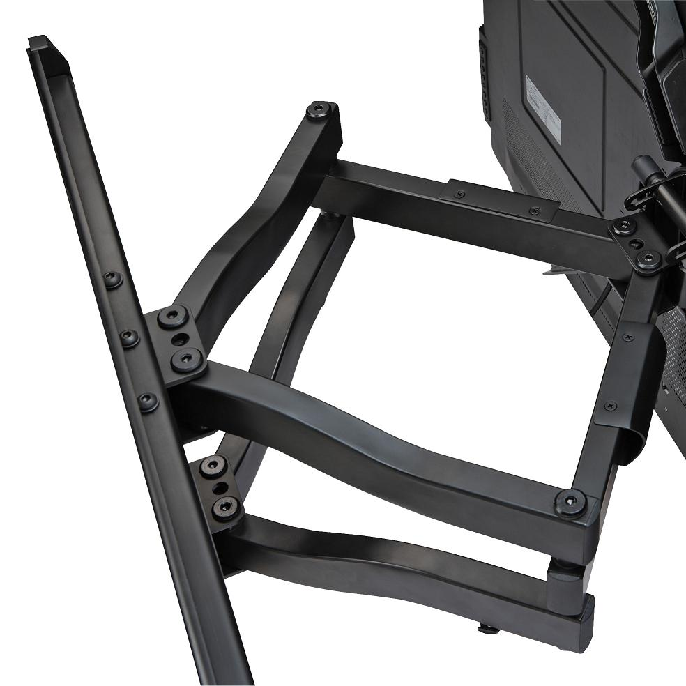 55 Quot Amp Above Full Motion Tv Wall Mount Dual Arm Mw 8a1vb