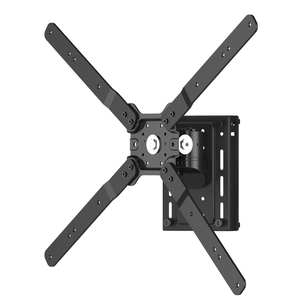 Tv Slatwall Mount Quick Release Low Profile Amp Rotating