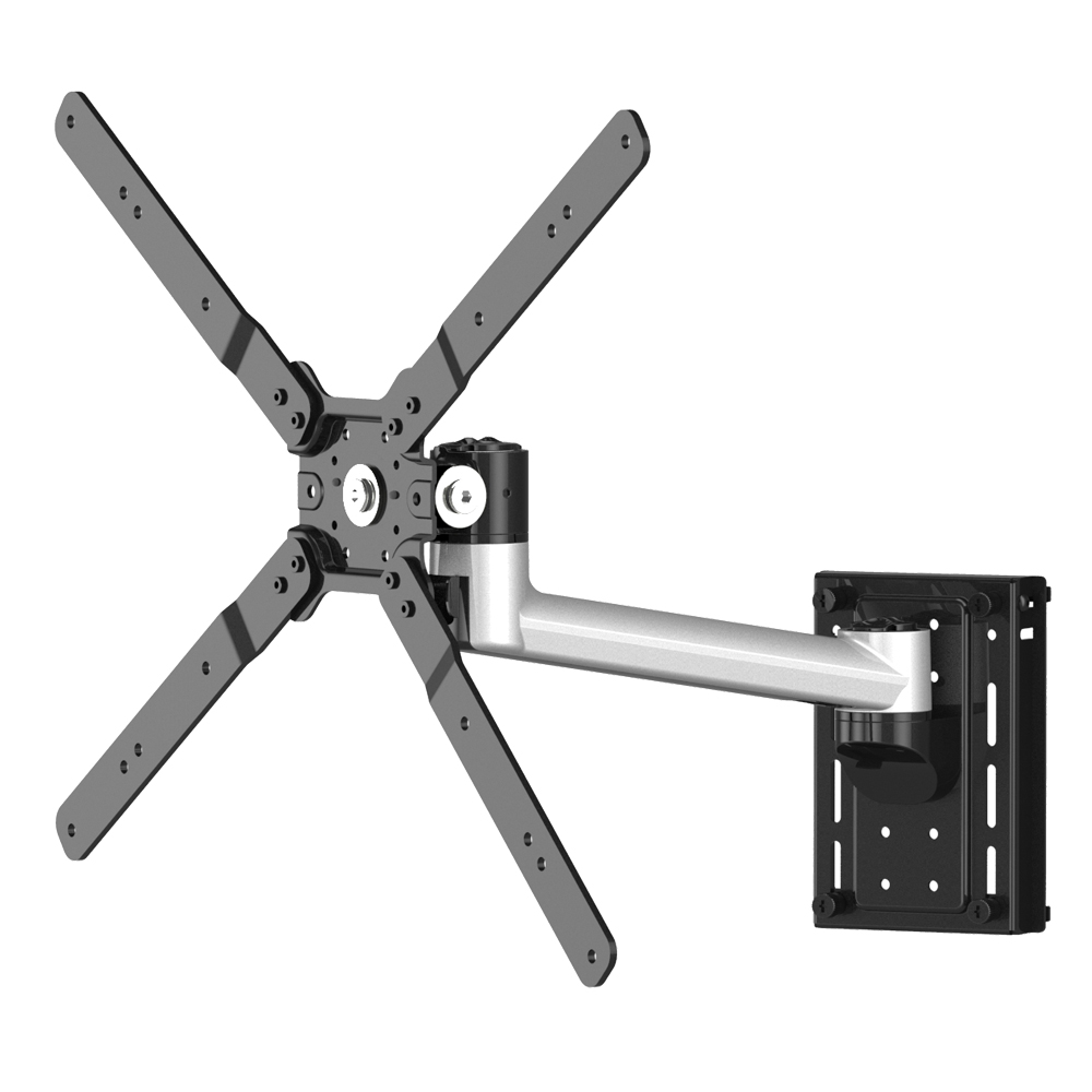 Tv Slatwall Mount 32 50 W Quick Release Single Arm