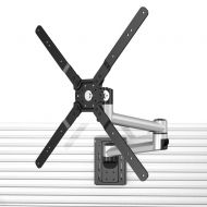 "TV Slatwall Mount - Quick Release 32 – 50"" Rotating & Double Arm"