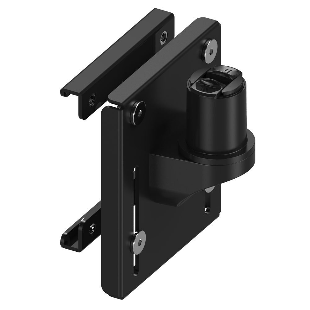 Dual Vesa Mount For Slatwall Bl S287