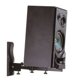 Speaker Wall Mount - Bookshelf Type Side Clamping SP-OS08