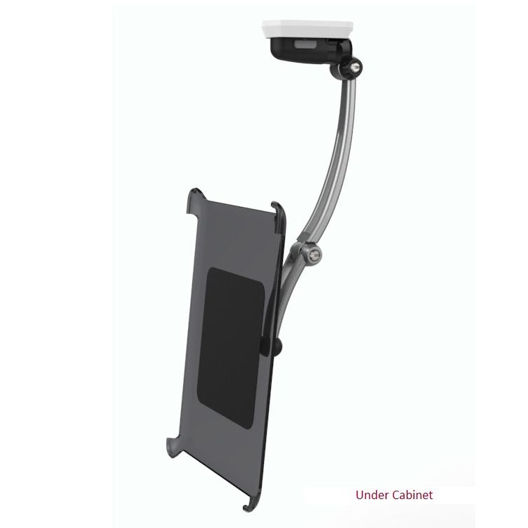 ... Under Cabinet U0026 Wall Mount Desk Stand Or Magnet For Ipad
