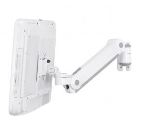 Sit-Stand Monitor Wall Mount w/ Articulating Arm
