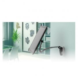Under Cabinet & Wall Mount Desk Stand or Magnet for ipad