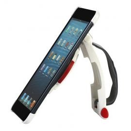iPad & Tablet Desk Stand or Handheld Holder